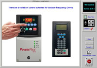 Electrical and PLC training software